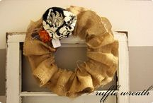 Wreaths and Wall Hangings / by Laura Schnabel