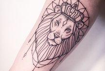 Tatuagens <3