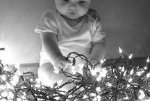 foto kerst baby