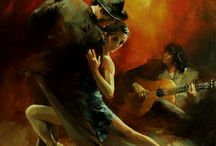 Art & Illustration (dacesport) / Забавные картинки и иллюстрации из мира спортивного бального танца