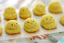 EASTER RECIPES AND CRAFTS / Easter recipes and Easter crafts that I need to try.