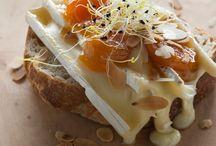 Brood recepten / Van alles met brood