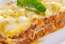 Lasagna & Casserole Recipes / It is a board where you can find different flavors of lasagna at one place.