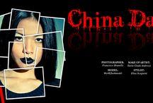 CHINA DARK / CHINA DARK  Photographer: Francesco Brunello mua : Ilaria Giada Andrezzi Stylist: Elisa scagnetti model:Wei@flashmodelmenagement  FRANCESCO BRUNELLO FOTOGRAFIE SOGGIORNO FOTOGRAFICO VIA GARIBALDI 88 A 20010 CORNAREDO