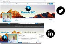 "Portfolio / Social Media Graphics, Social Media Makeovers, Affordable  Websites - Portfolio of my designs and sites optimized, created and ""branded"" - Facebook ""Facelift"" ---MarketingMadeOver.com"