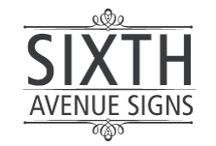 Sixth Avenue Signs