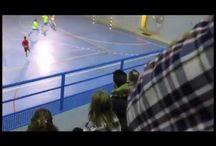 2015 - 2016 Fase de campeones de futbol sala cadete / Partidos de la fase de campeones de la liga cadete de futbol sala del equipo Oroquieta Espinillo durante la temporada 2015 - 2016