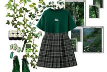 Vintage School Outfit Ideas