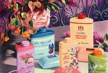 Retro Beauty / Makeup and fragrance adverts from the past, plus old beauty products we adored!