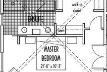 Master Bedroom/Bathrooms