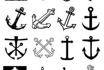Sailor Ink & Anchors