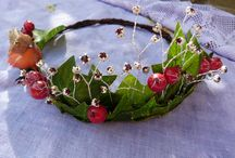 Crown, tiara