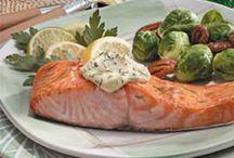Recipes: Fish & Shellfish / by JaNae Cottam