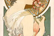 Art Nouveau Inspired