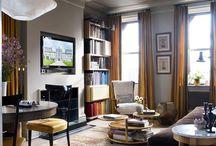 interior design / home library