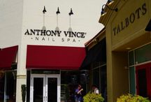 Anthony Vince Nail Spa | Specialty Shops