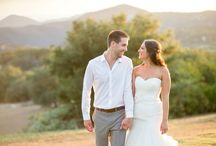 Our wedding / Leah Marie Photography | Condor's Nest Ranch | San Diego weddings | Weddings  / by Michelle Mendel