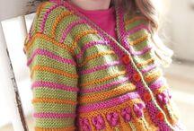 child's knits