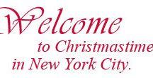 NYC at Christmas- DEC 2014!! / by Kaylyn Van Camp