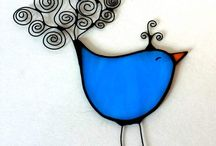 Pied bleu