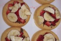 After-school snacks / by Jody P.