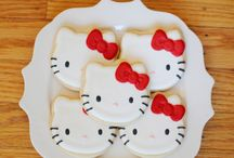 Hello Kitty koekies