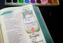 Bible Journaling - Philippians