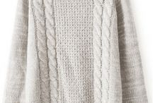 Sweaters / These sweaters would pair wonderfully with JoSa Naturally leggings.
