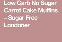 sugar free ideas