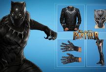 Black Panther Costume /  Check out our collection Black Panther complete costume for adult and kids it contains mask , gloves, jacket , pants and shoes etc.