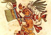 Aztec Mythology (Mitologia Azteca)