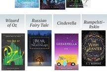 Fairytale retelling novels
