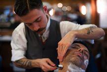 Barberos estilos
