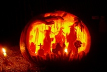 Pumpkin Carving or Decorating Pinspiration / by Christine Gies-Lowater