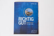 LINZ AG annual report