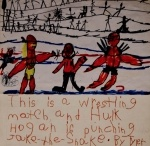 Children Write: Sports / From the Marion Nordberg Collection posted by the From LtoJ Consulting Group, Inc. www.LBELLJ.com