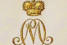 Initial emblem