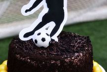 День рождения в футбольном стиле