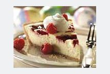 Pattys Favorite Cheesecakes and puddings / by Patricia Bean