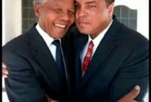 Nelson Mandela & Celebs / Nelson Mandela & Celebs