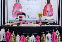 fashion birthday ideas - 8 years Thea