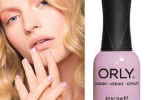 ORLY Blush Collection / Questa primavera esalta la femminilità in tutte le sue sfaccettature, con una palette di nuance delicate, sognanti, dolci e cremose.