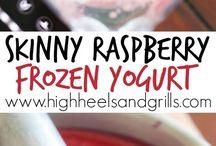 Frozen Yoghurt/Treats