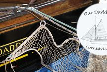Our Daddy FY7 Blog / Keep up with the latest updates about the refit and life aboard out Cornish Lugger.