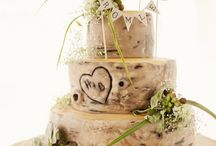 Cakes: Woodland / Woodland and forest themed wedding cakes.   #wedding #cake #weddingcake #woodlandwedding #woodlandcake #woodlandweddingcake #forestwedding #forestcake #forestweddingcakede