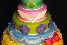 Disney Princess Cakes  / Who's your most loved Disney Princess? / by Disney Cakes & Sweets
