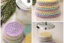 Scrap yarn crochet ideas