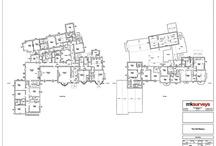 MK Surveys - Buildings / Measured Building Surveys - 2D / 3D CAD & BIM