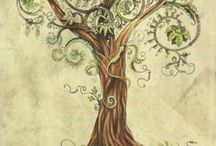 Курс книги: Завиток как осн элемент