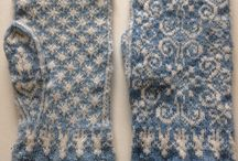 Nordic Knitting / Old and new traditional scandinavian and nordic knits.
